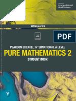 IAL Pure Maths 2 Textbook