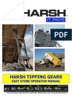Tipping Gears Operators Manual