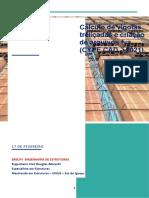 Dimensionamento de Vigotas pré-moldadas e criação de arquivos fva (CYPE CAD 2021) - Brecht engenharia de estruturas