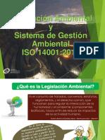 1. Legislación Ambiental y SGA Vf