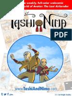 Las Aventuras de Tashi y Nima