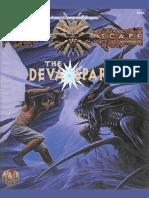 AD&D 2E Planescape - A Centelha Deva