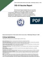 Daily Covid 19 Vaccine Report 2-17-2021