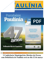 Semanário 891 - 21/02/2011