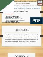 CONTROL Y AUTOMATIZACION DEL PROCESO DE MOLIENDA