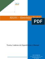 XD201 Documentação Integrada Rev3