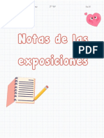 Notas de exposiciones. 02