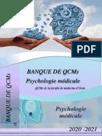 Banque de QCMs Psychologie médicale_version_01