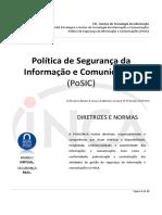 INCA - Politica de Segurança da Informação