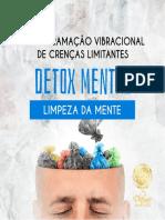 Reprogramação Vibracional -Detox