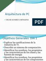 Resumenes de arquitectura de pc