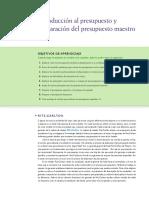 3.0 Libro-Introducción al presupuesto y preparación del presupuesto maestro
