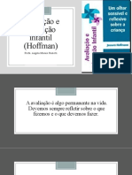 Avaliação e educação infantil (Hoffman)