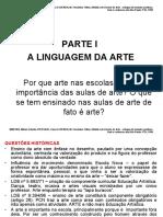 Didática do Ensino da Arte