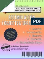 Cuadernillo Estimulación Cognitiva Infantil i