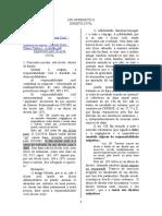 Caderno Direito Civil