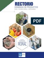 Directorio Agropecuario Amanecer Rural 2018