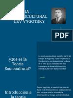 Teoria Sociocultural Vygotsky