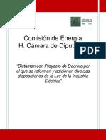 Dictamen CE- Preferente LIE