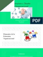 Elementos de la Estructura Organizacional