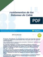 Introducción a las de Redes de Banda Ancha HFC 1