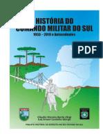 Livro Comando Militar do Sul 5 Nov 18