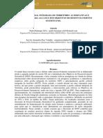 2017_SILVA_VALADÃO_SOUZA_Gestão Integrada Do Território_possibilidades Para o Desenvolvimento Sustentável