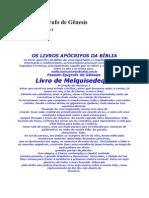 Pseudo_Epígrafo de Gênesis