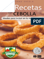 54 Recetas Con Cebolla - Mariano Orzola