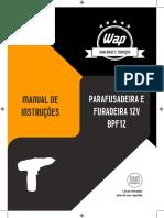 ParafusadeiraeFuradeiraBPF12-Manual