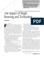 Single_Sourcing_and_Technology