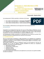 Brochure Culture Numérique - L1 - B1BN001 - 2020-2021