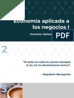 Economía Aplicada a Los Negocios I