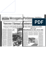 (dicono di noi) Il Messaggero di Pordenone - 23 Novembre 2008