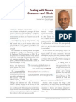 Diversity Journal | Dealing with Diverse Customers and Clients - Mar/Apr 2010