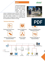 AC Coupled Microgrid Solution