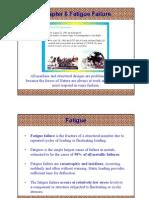 07 Fatigue Failure I