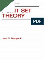 Point Set Theory