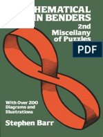 Mathematical Brain Benders 2nd Miscellany of Puzzles by Stephen Barr (Z-lib.org)