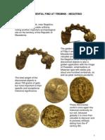 Zlato od Tremnik
