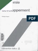 Économie Du Développement by Hugon, Philippe (Z-lib.org)
