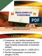 Manajemen k3 Puskesmas-jkt