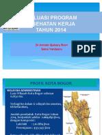 Evaluasi Kesja 2014