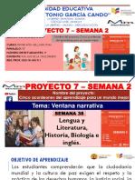 proyecto 6 bgu semana 2