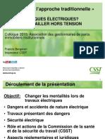 t1-Agpi Colloque Annuel 2015 Francis Bergeron