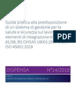Guida Sistema Di Gestione 18001_45001_81_08