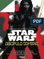 Star Wars - Discípulo Sombrio - Christie Golden
