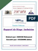 Rapport TELECOM...