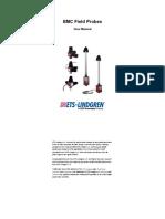 EMC Field Probes