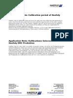 A017_Calibration_period_Haefely_EMC